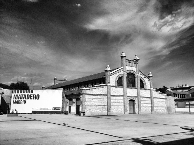 Kulturzentrum Matadero - Madrid