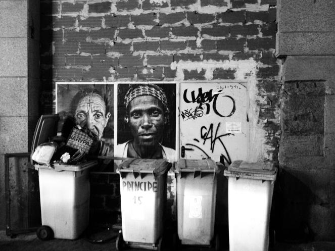 Müll mit dem gewissen Etwas - Madrid