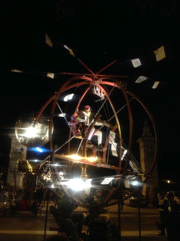 Karneval Madrid 2015