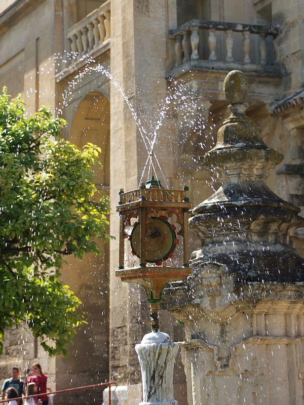 Brunnen Mezquita
