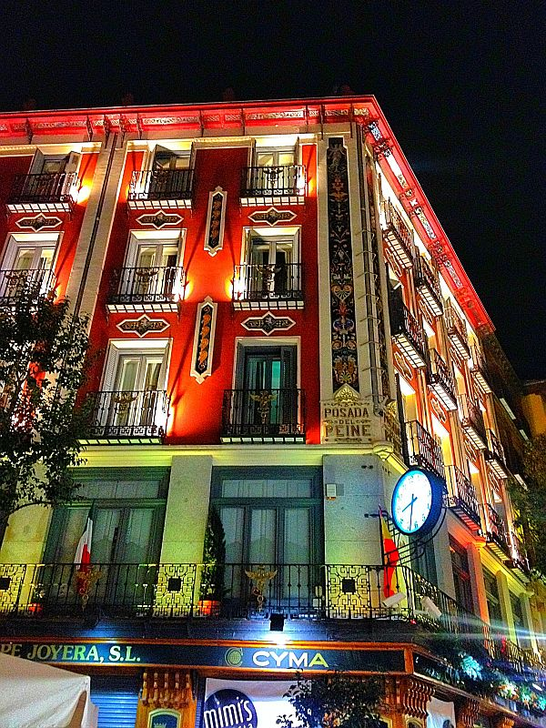 Nightlife Madrid