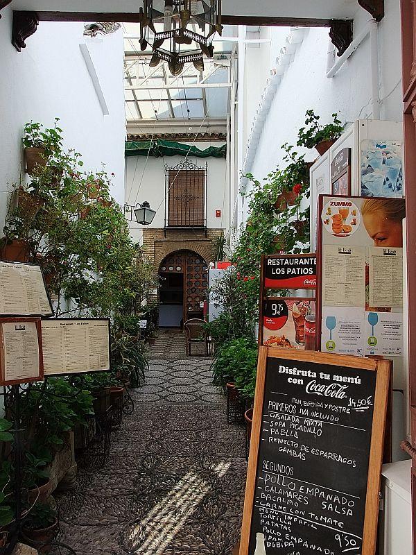 Eines von hunderten Restaurants