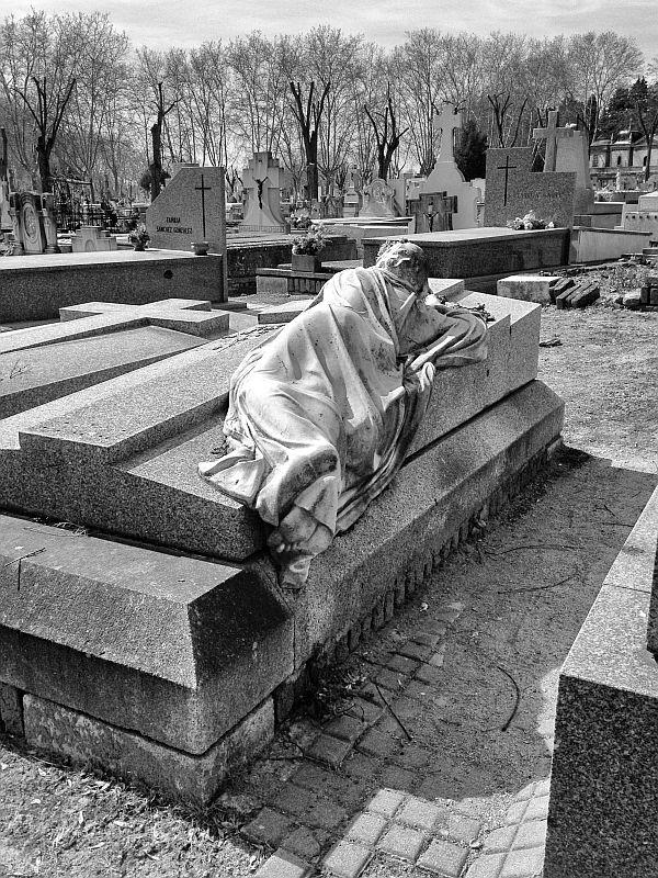 Dieses Grab hat für mich das tiefe Gefühl der Trauer zu 100% transferiert.