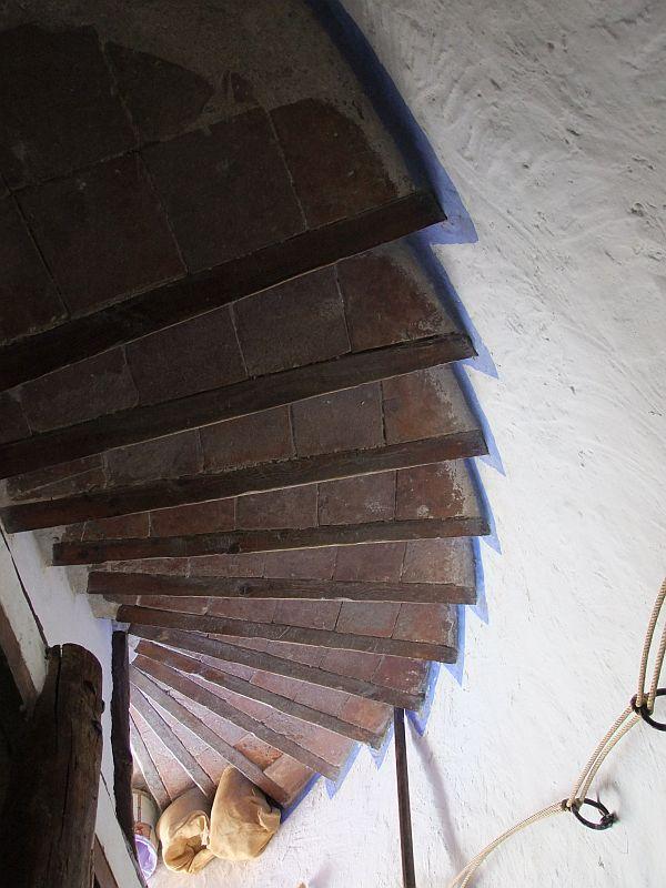 Treppe Windmühle