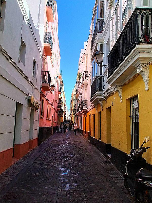 Gasse Cádiz