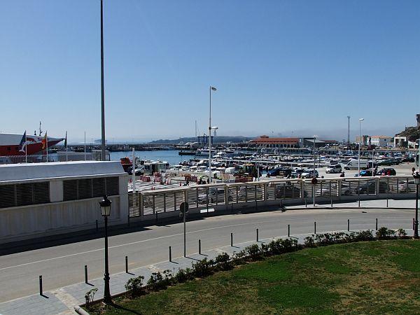 Hafen Tarifa