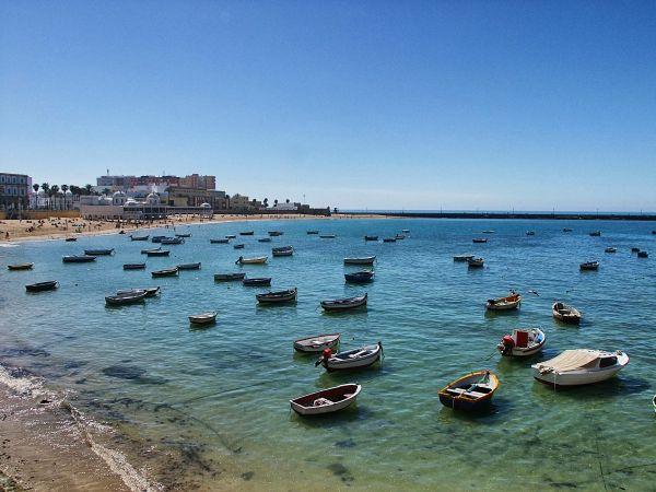 Küste Cádiz