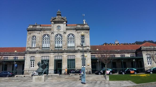 Hauptbahnhof Viana do Castelo